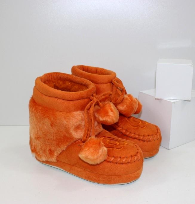 Меховые тапочки детские дешево купить на сайт обуви