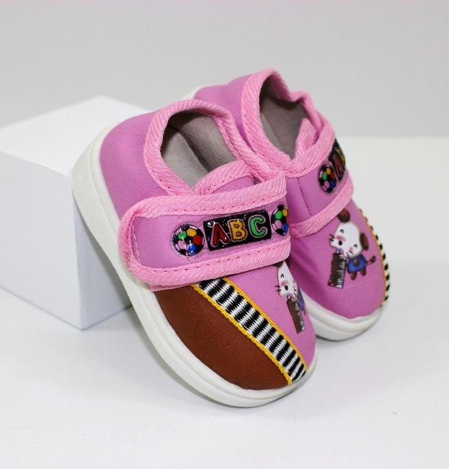 Детские тапульки для самых маленьких недорого. Сайт обуви Городок