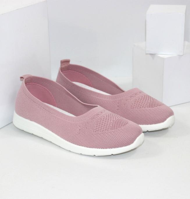 Жіночі балетки текстильні на сайті взуття Городок