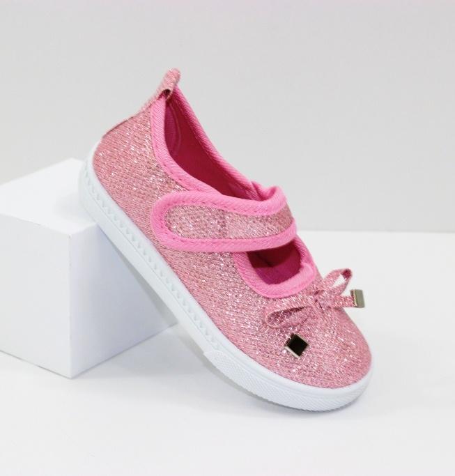Детские туфли для девочек в модном интернет-магазине Городок. Дропшиппинг