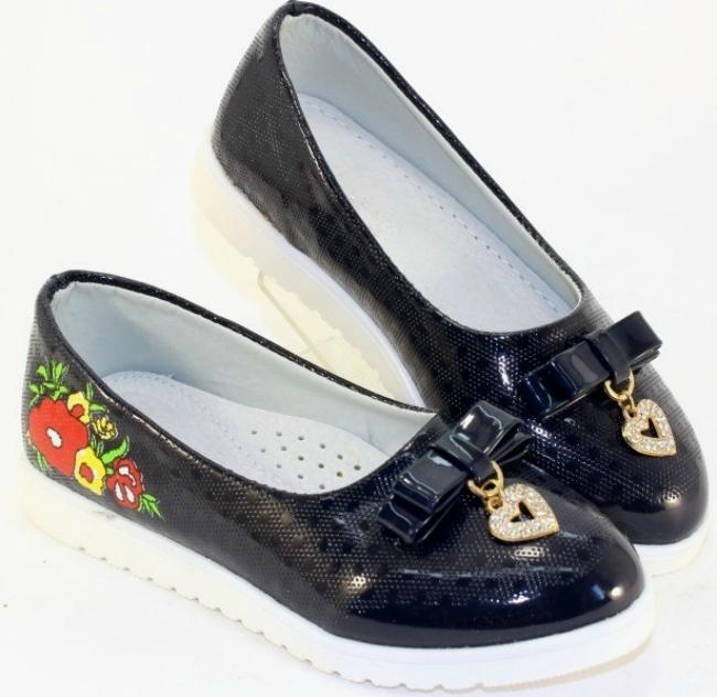Туфлі дитячі для дівчинки F891-2
