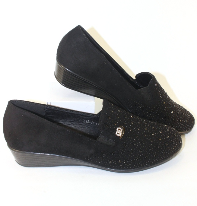 купить женские туфли повседневные  на сайте обуви в Донецке, Макеевке, Луганске и всей Украине - интернет магазин  Городок