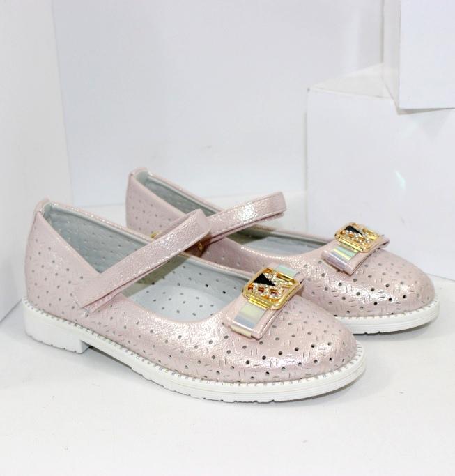 Купити туфлі для дівчаток в інтернет магазин Городок. Новинки, хіти 2020!
