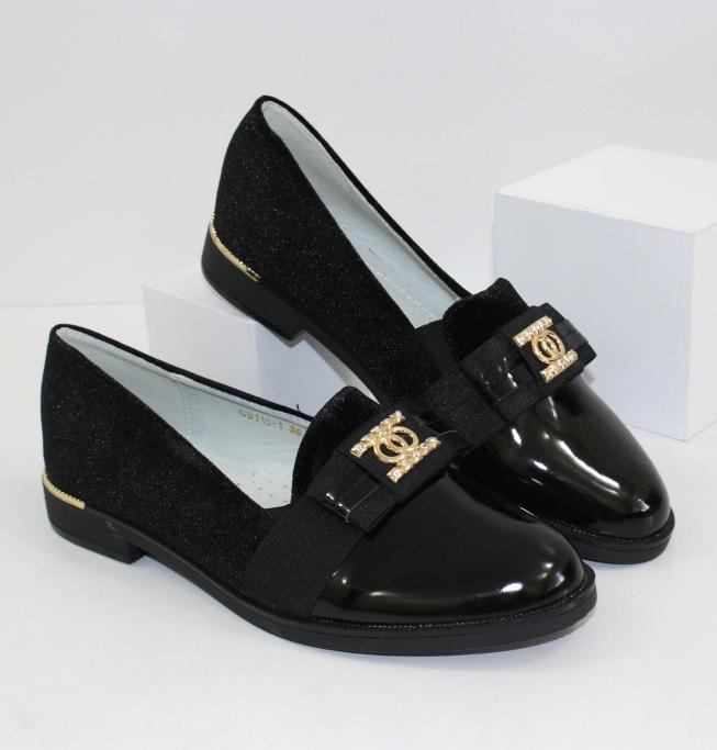 Модные туфли детские на девочку недорого