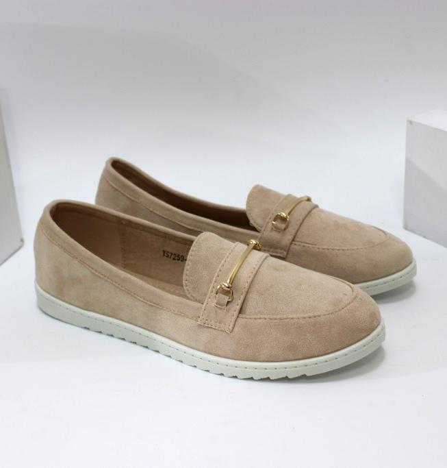 Замшеві туфлі комфорт
