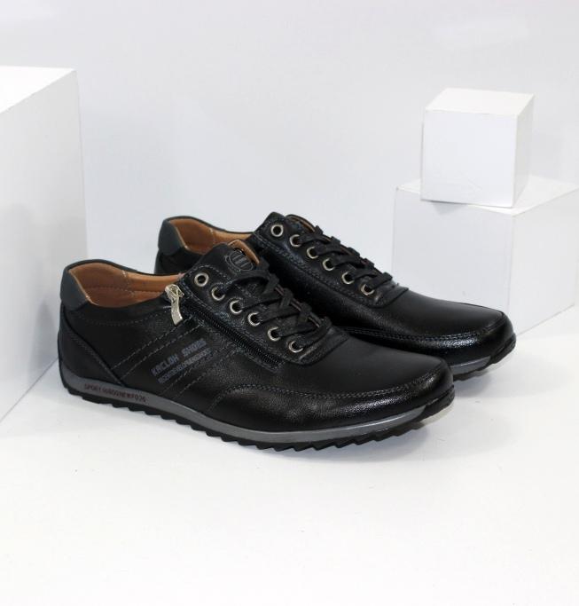 Стильные мужские туфли для молодежи