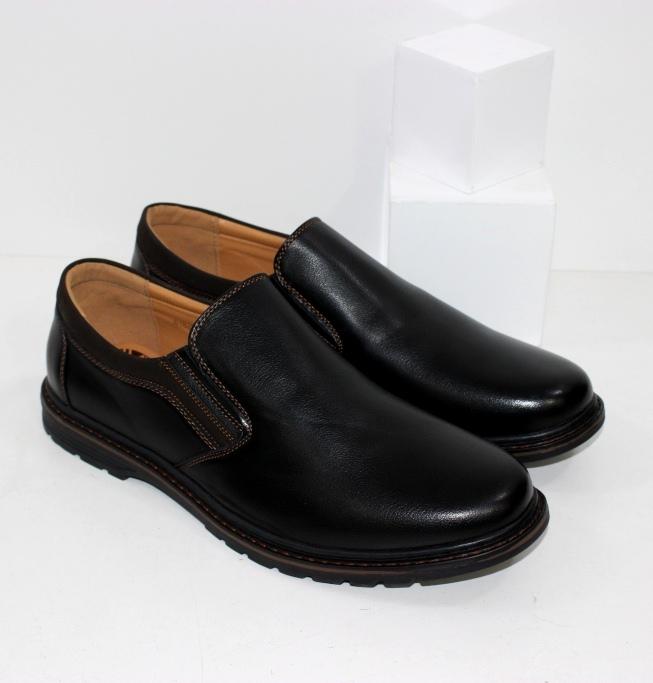 Купить недорого мужские туфли больших размеров без шнурков