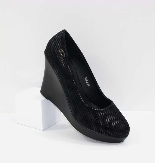 Туфли на платформе, дешевая обувь