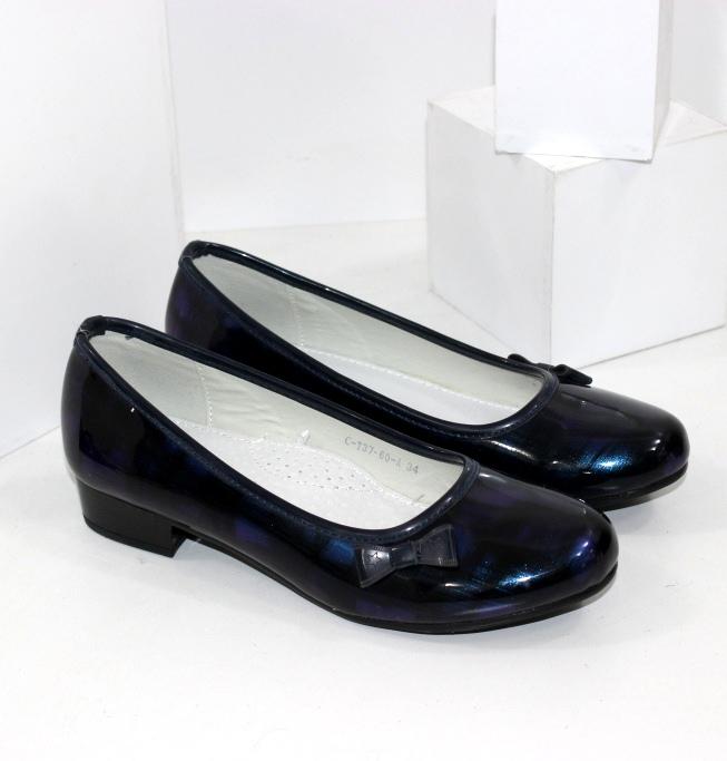 Туфлі в школу для дівчаток розміри 31 32 33 34 35 36