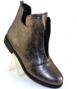 Купить ботинки женские на низком каблуке недорого онлайн