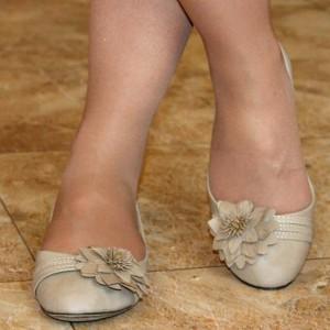 Бежевые балетки женские купить в Украине на сайте обуви Городок