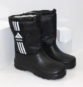 чоловічі зимові чоботи і дутики