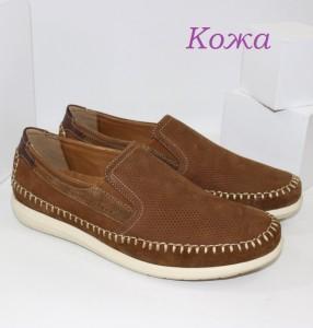 польське шкіряне чоловіче взуття