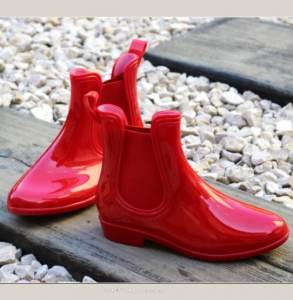 детские резиновые сапоги для девочки
