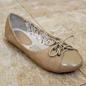 Купить женские туфли без каблука на каждый день в интернет магазине Городок