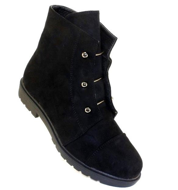 замшевые ботинки купить онлайн в магазине обуви в Днепре, Черкассах
