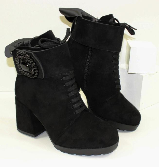 Ботинки женские зимние  - модные и трендовые модели недорого!