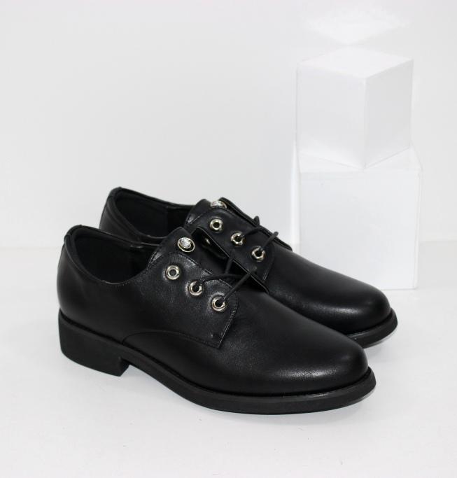 Купить недорого женские туфли дерби на осень