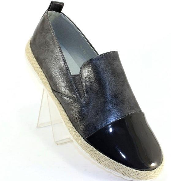 Купить женские туфли на плоской подошве купить по низкой цене в Днепре