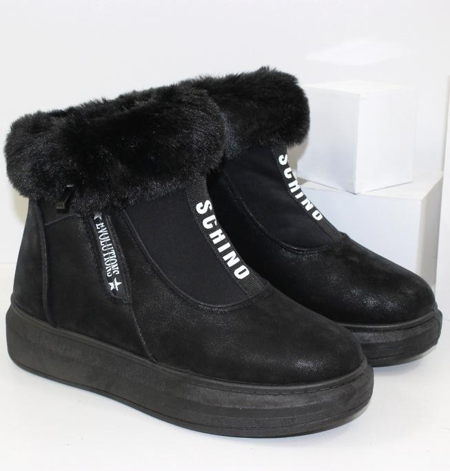 Черевики жіночі - модна зимове взуття за низькими цінами! Дропшиппінг
