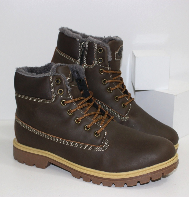 Зимняя обувь для настоящих мужчин - новинки!