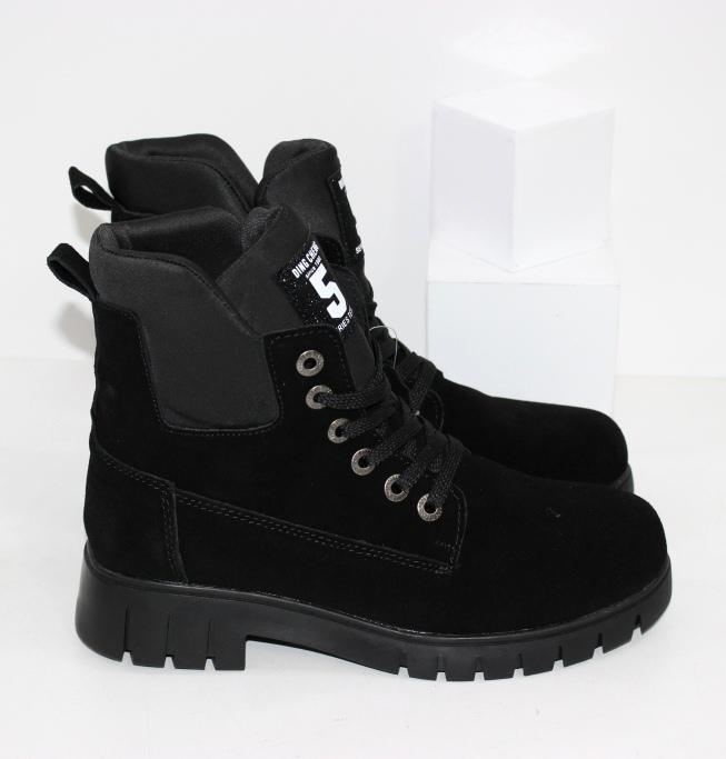 ботинки женские зимние