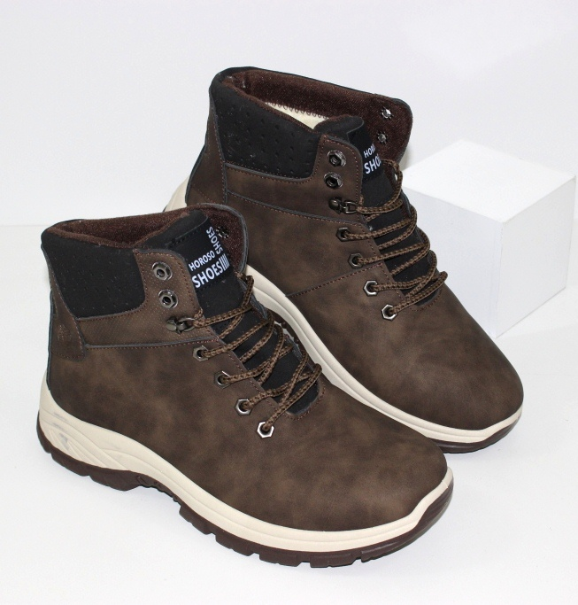 Зимові черевики для справжніх чоловіків - стильно і красиво!