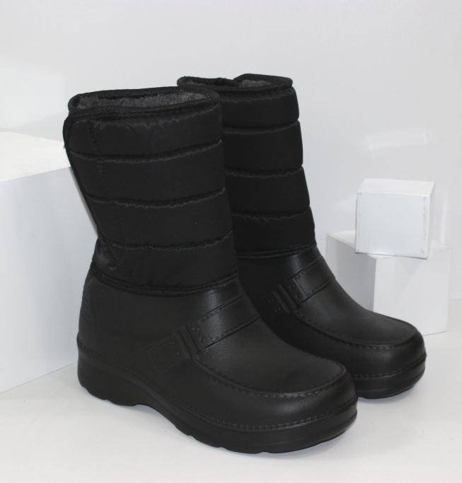 Чоловічі зимові чоботи дутики калоші з піни ЕВА
