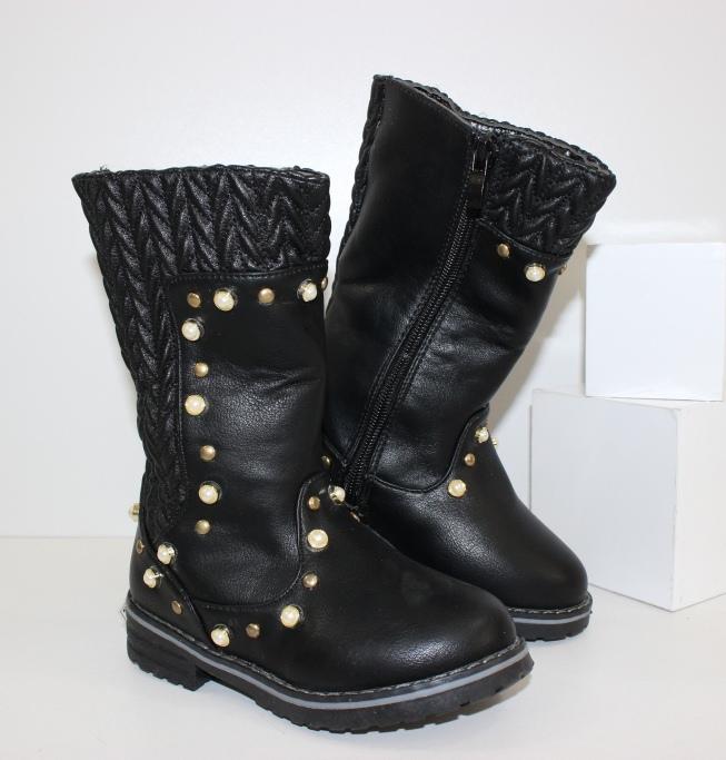 Зимняя обувь для девочек и мальчиков - сайт недорогой обуви Городок